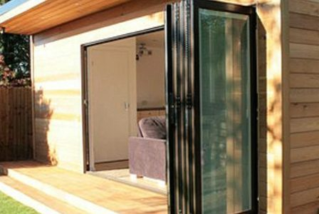 double glazed patio doors