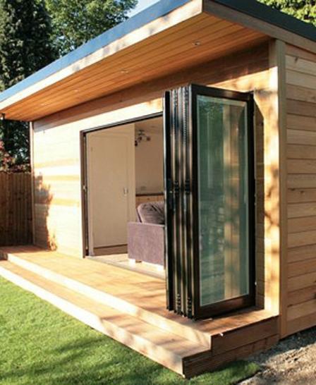 Garden Room Doors: What Type Of Double Glazed Patio Doors Should I Choose