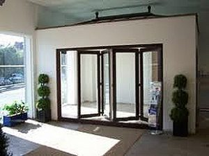 double glazed patio doors - bifolding